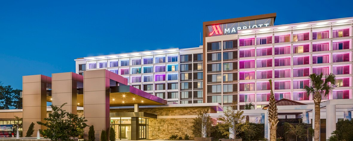 Book the North Charleston Marriott
