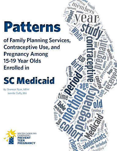 Download Patterns of Family Planning Services, Contraceptive Use, and Pregnancy Among 15-19 Year Olds Enrolled in SC Medicaid